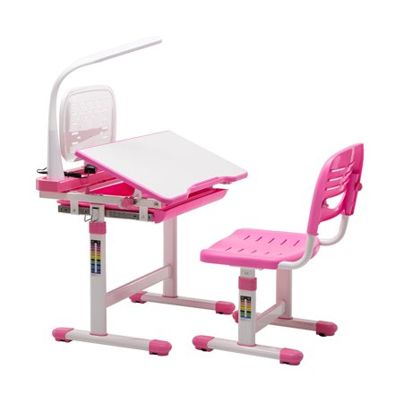 Mecor Multifunctional Children S Desk And Chair Set
