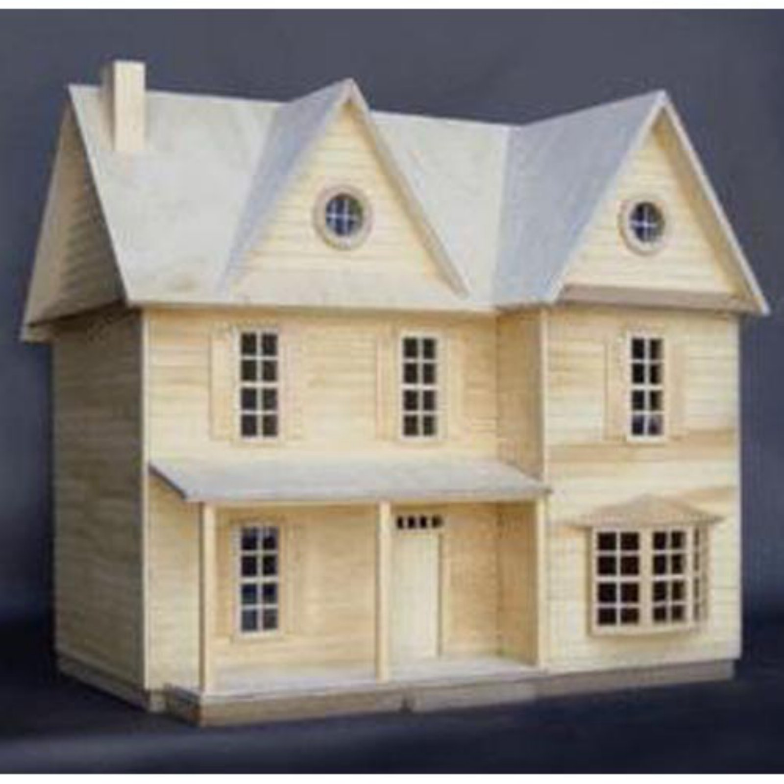 Real Good Toys Country Farmhouse Kit - 1/2 Inch Scale