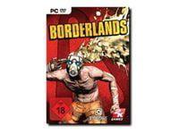 Borderlands: Triple Pack, 2K, Xbox 360, 710425497032