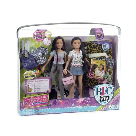 Best Friends Club ink. Doll Pack Twins, Aleisha &