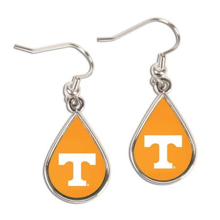 University of Tennessee Tear Drop Earrings