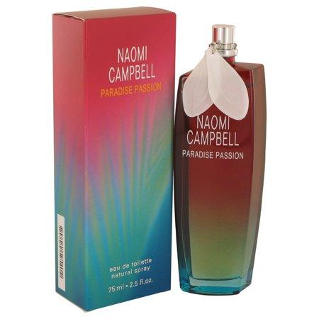 Naomi Campbell Women Eau De Toilette Spray 2 5 Oz
