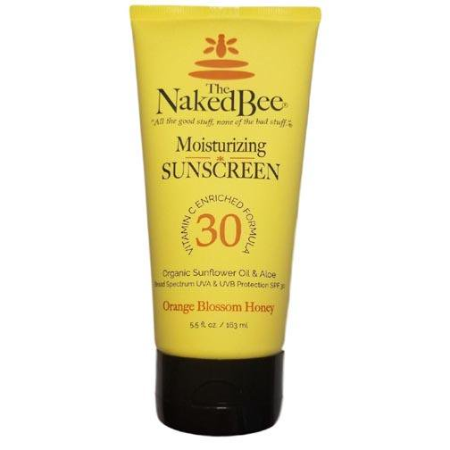Naked Bee Zinc Sunscreen Stick - Toll Booth Saddle Shop