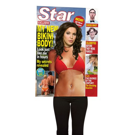 Adult Star Bikini Body Costume Rasta Imposta 6201-04](Rasta Woman Halloween Costume)