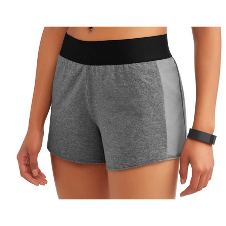 Athletic Works Womens Core Active Contrast Side Performance Short
