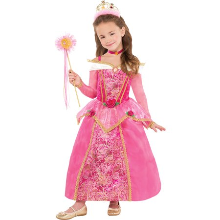 Suit Yourself Sleeping Beauty Halloween Costume Supreme for Girls, Includes Accessories