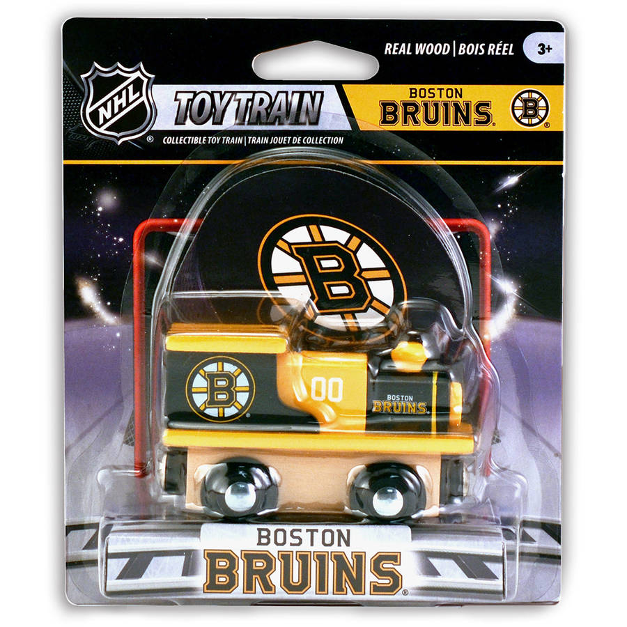 MasterPieces NHL Boston Bruins Sports Toy Train