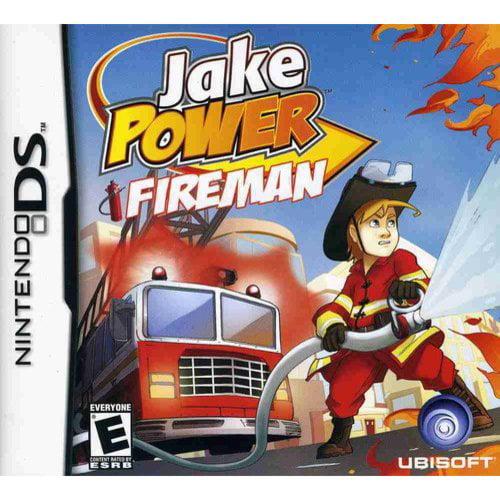 Jake Power: Fireman (DS)