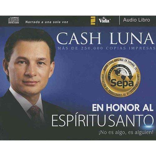 En honor al Esp?ritu Santo / In Honor of the Holy Spirit: No es algo, es alguien! / There Is Something, Someone!