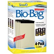 Whisper Bio-Bag Cartridge, Unassembled XL, 4 pk