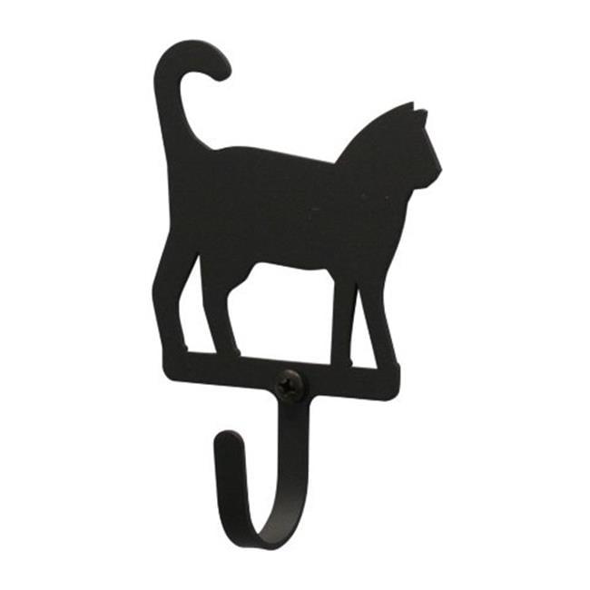 Cat Wall Hook Extra Small - Black - image 1 de 1