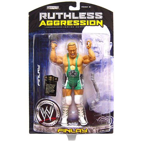 Wwe Ruthless Aggression Series 26  Finlay  By Jakks Pacific