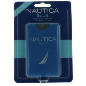 Nautica Blue by Nautica for Men Mini EDT Cologne Spray 0.67 oz. New in Box