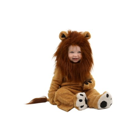 Infant Deluxe Lion Costume - image 1 of 1