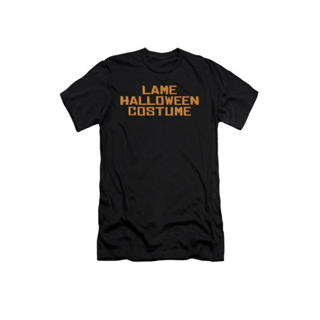 Two Guys Funny Halloween Costumes (Lame Halloween Costume Funny Adult Slim T-Shirt)