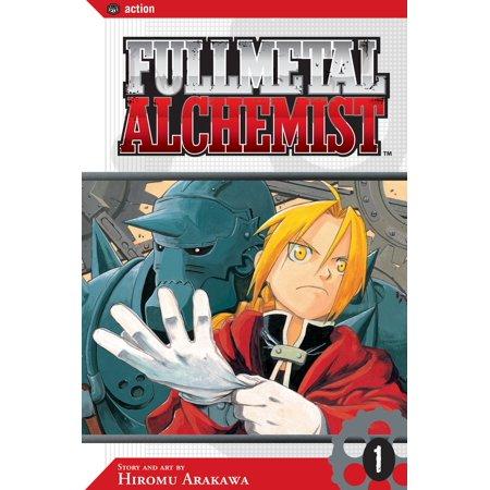 Fullmetal Alchemist Halloween Costume (Fullmetal Alchemist, Vol. 1)