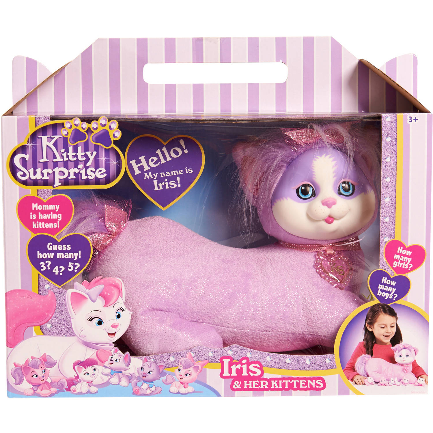 Toys For Chicks : Toys for girls kids kitty year old age girl
