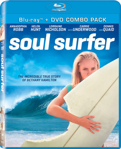 Soul Surfer (Blu-ray + DVD)