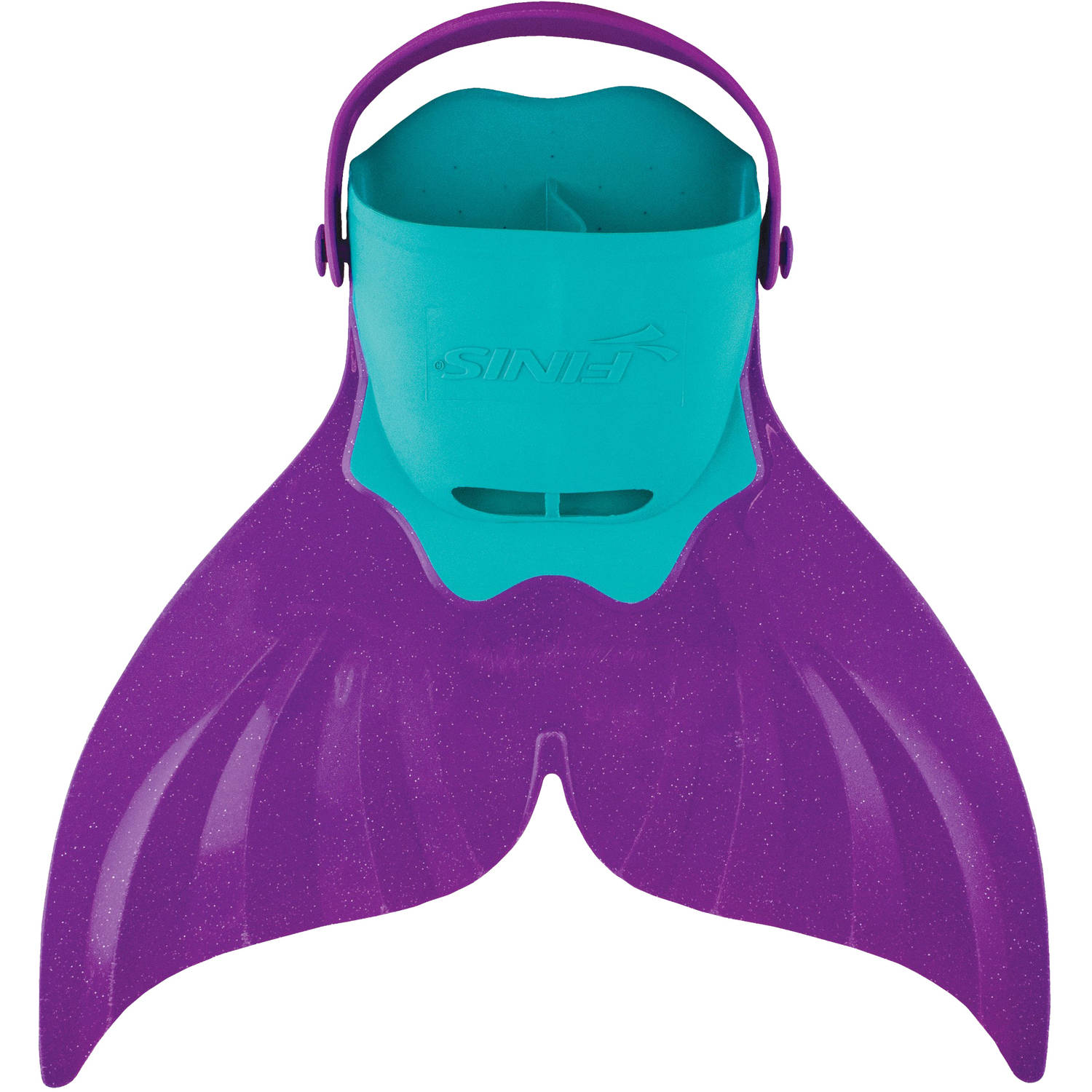 FINIS Children's Mermaid Fin in Paradise Purple