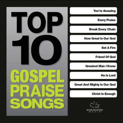 Top 10 Gospel Praise Songs (Green)](Top Ten Halloween Songs Uk)