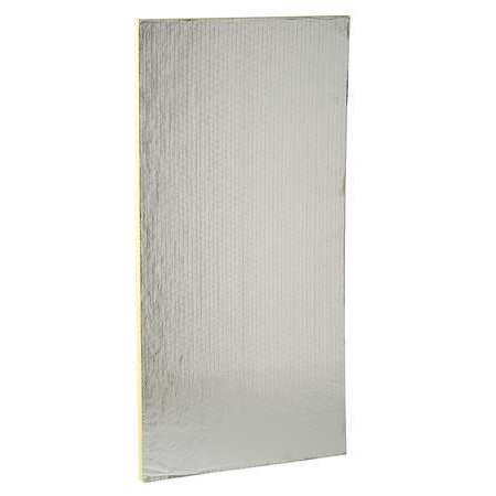 Johns Manville 17615 Duct Insulation,1In X 24In X