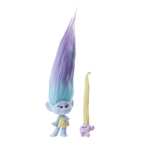 DreamWorks Hair Raising Chenille and Troll Ba