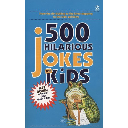500 Hilarious Jokes for Kids - Fun Kid Halloween Jokes
