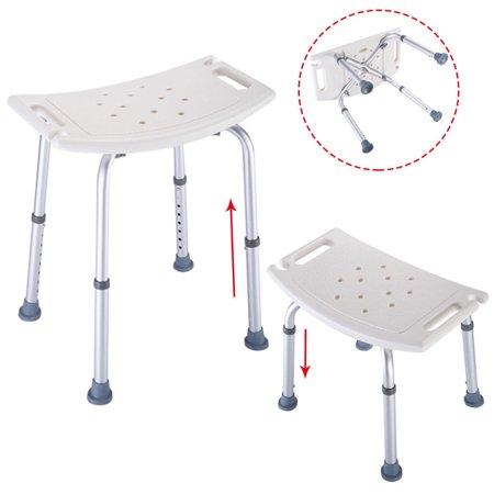 Bath Tub Replacement Shower - Zimtown Adjustable Elderly Bathtub Bath Tub Shower Seat Chair Bench Stool Seat