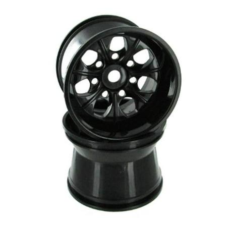 Redcat Racing 89014 Wheel Rims, Black - image 1 of 1