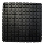 """The Main Resource LP608 Lift Pads For Bend Pack Square Slip-on Rubber Pad [5 1/2"""" X 5 1/2"""" X 1""""]"""