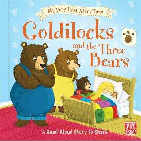 GOLDILOCKS & THE THREE BEARS (Goldilocks And The Three Bears Worksheets 1st Grade)