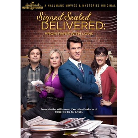 Signed Sealed Delivered: From Paris with Love (DVD)