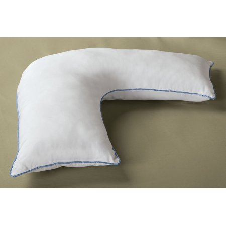 L-Shape Body Support Pillow for Knees, Spine, Neck & Shoulders,