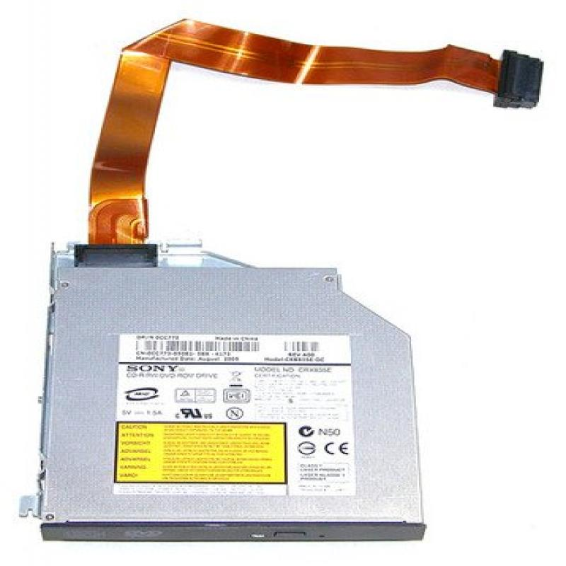 Dell CD-RW/DVD ROM Combo Optical Drive Read DVD: 8x Read ...