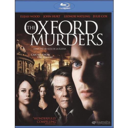 The Oxford Murders (Blu-ray)