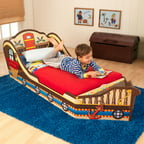 KidKraft Pirate Toddler Bed - 86928