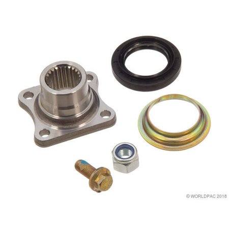 - Original Equipment W0133-1611963 Drive Shaft Flange Kit for Land Rover Models