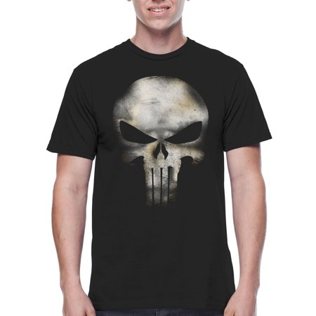 Super Heroes & Villains Punisher no sweat big men's graphic t-shirt, 2xl - The Punisher Suit