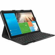 Logitech Pro Thin Case with Full-Sized Bluetooth Keyboard for Samsung Galaxy NotePRO and TabPRO