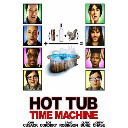 Hon Video (Hot Tub Time Machine)