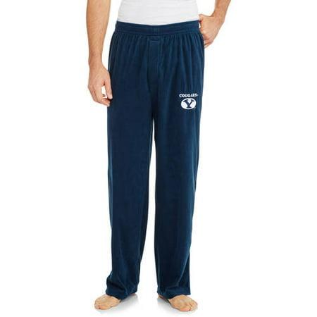 NCAA BYU Homeland Men's Solid Fleece Pant