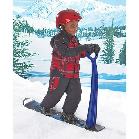 Allstar Snow Ski Snowboard, Blue (Best All Around Snowboard)