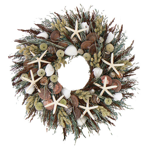 Urban Florals Sanibel Island Wreath