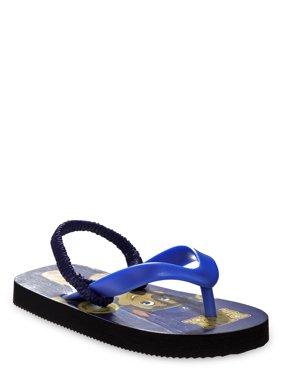 Paw Patrol Adventure Flip Flop Sandal (Toddler Boys)