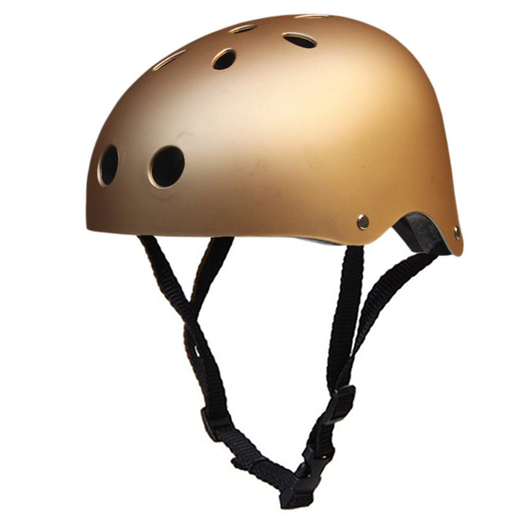 New Fashion Skateboard Helmet Ventilation Motorcycle Helmet Moto Cycling Black M