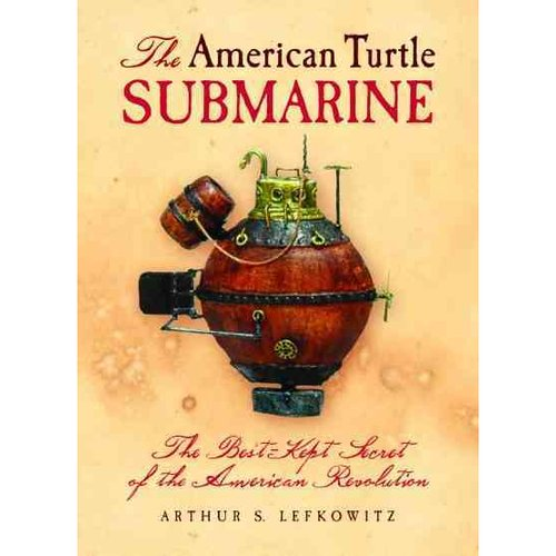 The American Turtle Submarine