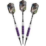 Viper Sure Grip Soft Tip Darts Purple 18 Grams