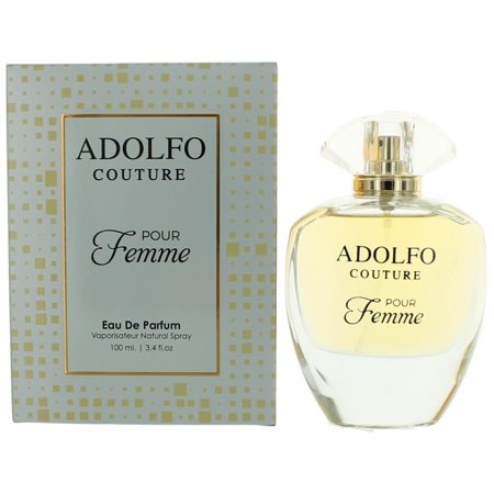 Adolfo Couture Pour Femme by Adolfo, 3.4 oz EDP Spray for Women