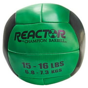 Reactor by Champion Barbell? 15-16 lb. Medicine Ball