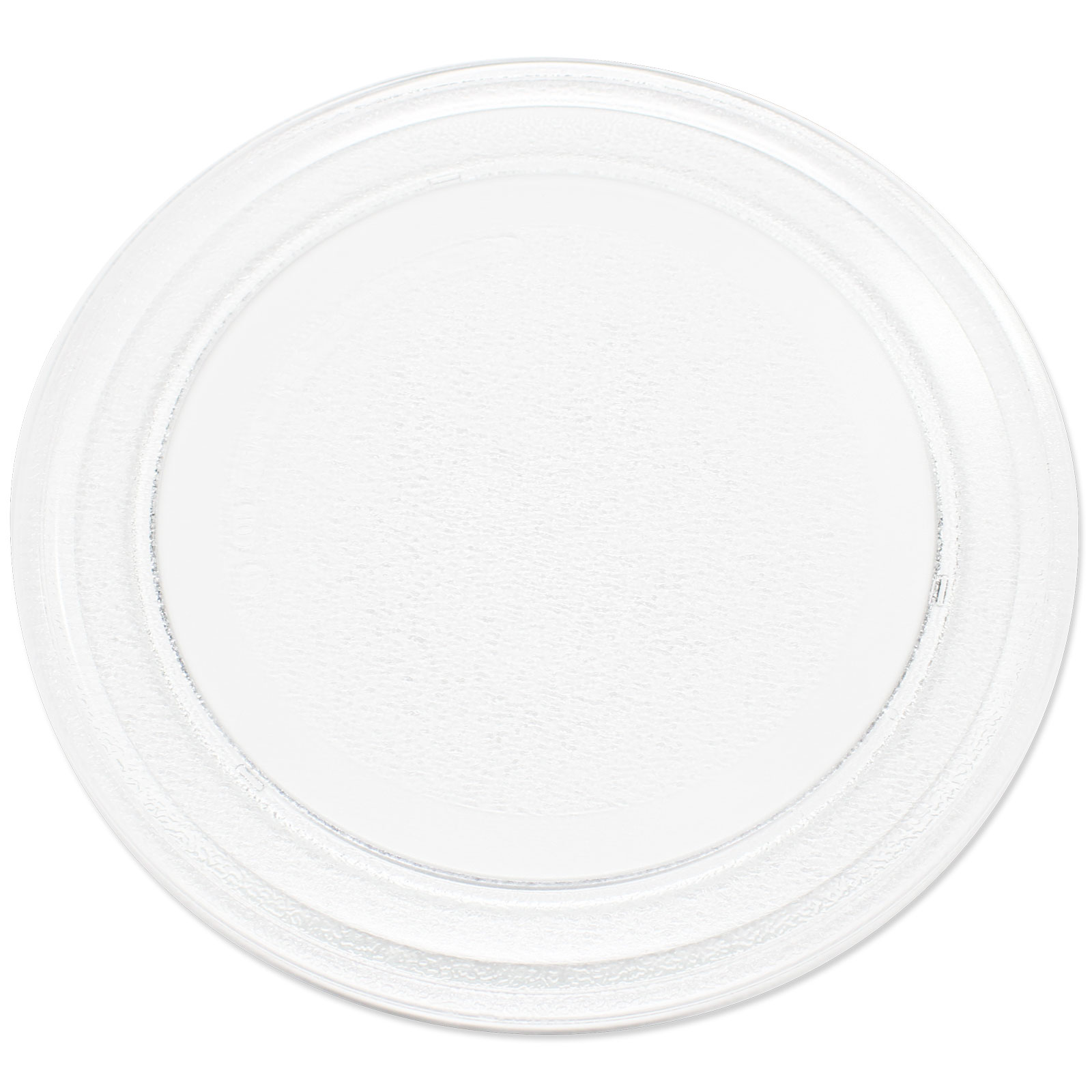"""Replacement Kenmore 72169072900 Microwave Glass Plate - Compatible Kenmore 3390W1A035D Microwave Glass Turntable Tray - 9 5/8"""" (245 mm) - image 4 de 4"""